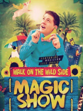 Walk on the Wild Side Children's Magic Show